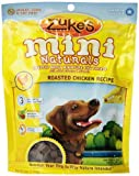 Zuke's Mini Naturals Dog Treats Savory Salmon Recipe, 16-Ounce