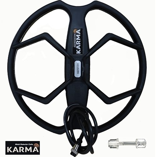 Placa Karma 13 ″ para Nokta Impact metal detector + Profundidad Cubierta: Amazon.es: Deportes y aire libre