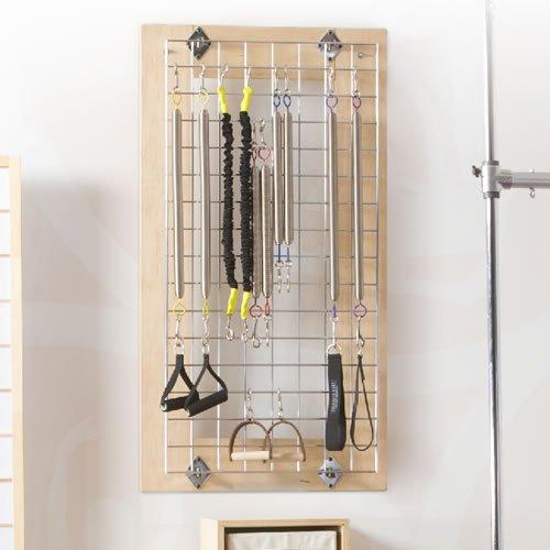 Space-Saving Studio Furniture - Hanging Grid
