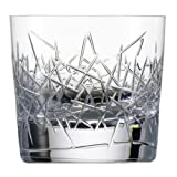 Zwiesel 1872 Charles Schumann Hommage Collection Glace Handmade Glass Small Whiskey, Cocktail Glass, 9.6-Ounce, Set of 2