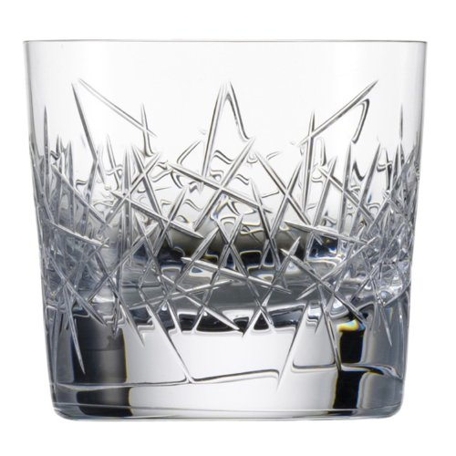 Collection Drinkware Crystal (Zwiesel 1872 Charles Schumann Hommage Collection Glace Handmade Glass Small Whiskey, Cocktail Glass, 9.6-Ounce, Set of 2)