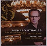 Music : Strauss: Eine Alpensinfonie (An Alpine Symphony) / Vier Letzte Lieder (Four Last Songs)