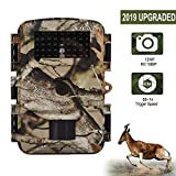 Best Hd Trail Cameras - Wosports Trail Camera, 2018 Upgraded 1080P 12MP Hunting Review