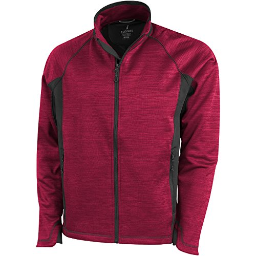 Donna Giacca Elevate Elevate Red Giacca Heather 8wf0tUq