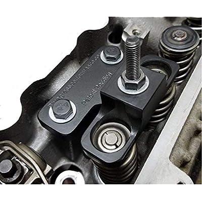 Michigan Motorsports Valve Spring Compressor Tool for L83 L86 LT4 Gen V Gen 5 Chevy LT1 Engine 5.3 6.2: Automotive