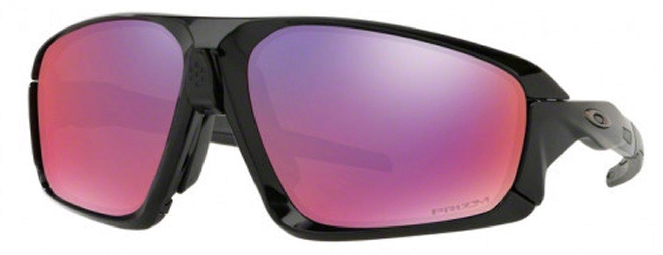 Oakley - Field Jacket - Polished Black - Black Frame-Prizm Road Lenses