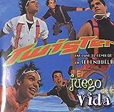 TWISTER - INCLUYE EL TEMA DE LA TELENOVELA EL JUEGO DE LA VIDA