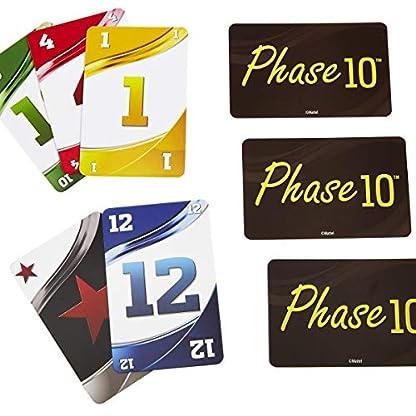 Mattel Games FFK01 - Kartenspiele Spielesammlung in Metalldose mit UNO, Phase 10, Snappy Dressers, Gesellschaftsspiele ab 7 Jahren 4