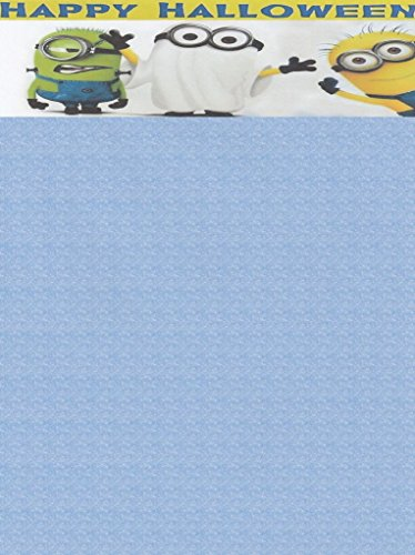 Halloween Minions Stationery Printer Paper 26 Sheets]()