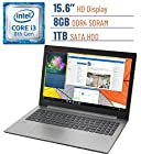 "Premium Lenovo IdeaPad 330 15.6"" HD LED Laptop PC, Intel Dual Core i3-8130U"