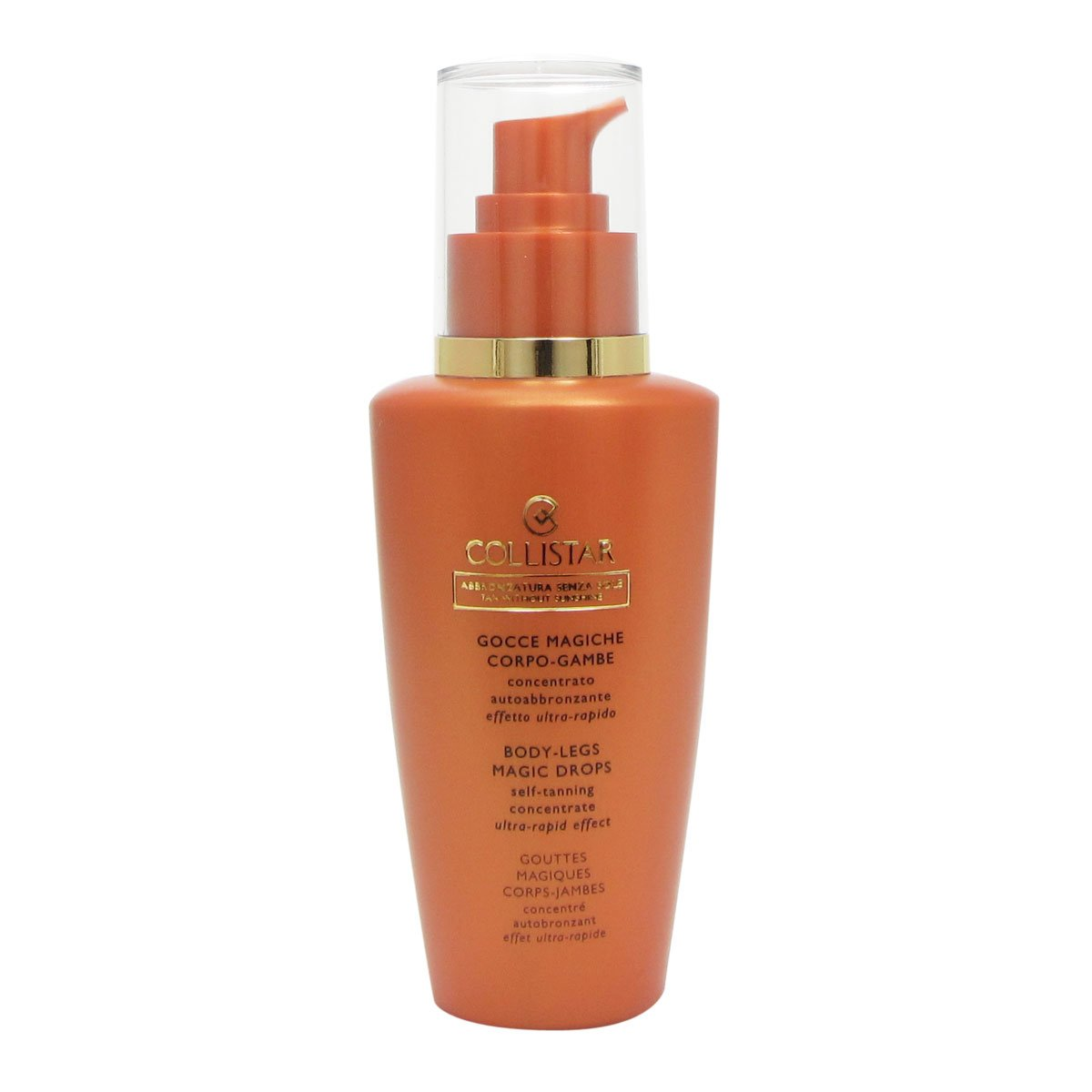 Body-Legs Magic Drops - Concentrated Self-Tanner Ultra-Rapid Effect by COLLISTAR