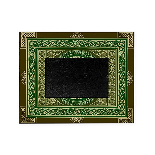(CafePress - Celtic Blanket - Decorative 8x10 Picture Frame)