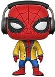 Pop Spider-Man Homecoming: Spider-Man with Headphones Vinyl Figure