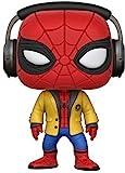 Funko Pop Movies HC-Spider-Man w/Headphones Collectible Vinyl Figure