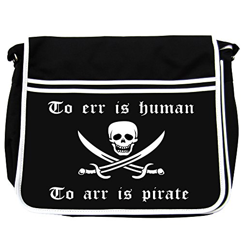 To Err Is Human To Arr is Pirate Borsa