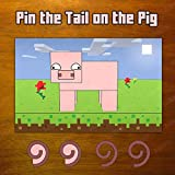 SGG Party Supplies for Your Favorite Pixel Video Games (Pin the Tail on the Pig Game)