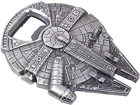 Star Wars Millennium Falcon keyring two piece bottle opener NEW UNOPENED