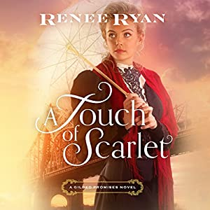 A Touch of Scarlet Audiobook