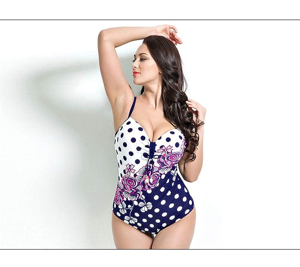 LULUT Womens Plus Size One Piece Swimsuit