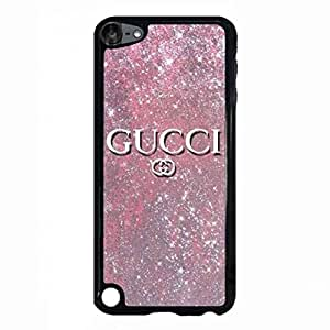 Classical Design GUCCI Logo Design Hard Plastic Funda Snap On iPod Touch 5th