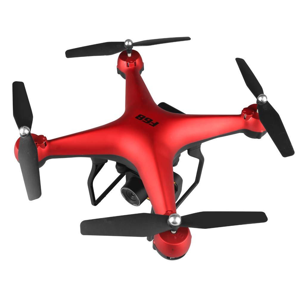 jfhrfged 2.4G WiFi FPV 4K HD Cámara 90° Juego de Drones Plegables ...