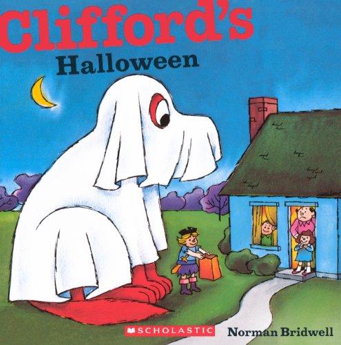 Clifford's Halloween (Turtleback School & Library Binding -