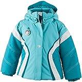 Obermeyer Kids Baby Girl's Aria Jacket (Toddler/Little Kids/Big Kids) Blue Reef 5