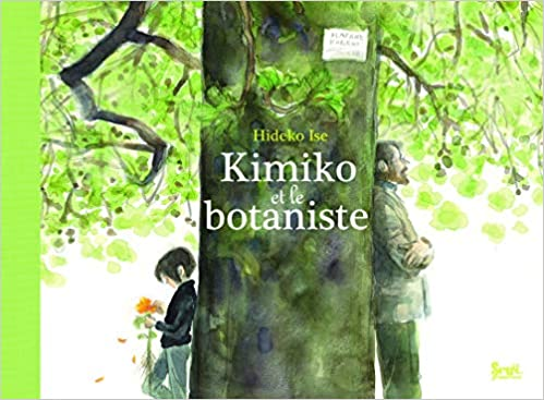 Botaniste Kimiko Le Hideko Ise Livres Et nP80XOwk