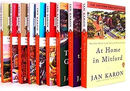 The Mitford Years Complete Set, Volumes 1-9