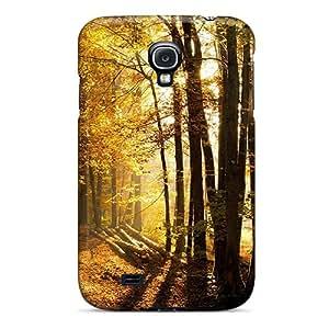 Samsung Galaxy S4 QxP24351iVBF Custom Nice Landscape Path Forest Pattern Durable Hard Phone Case -WandaDicks