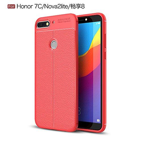AICEDA Cover Huawei Honor 7C Enjoy 8 Nova 2 Lite Cellphone Case Slim dustproof Shockproof Anti-Scratch Cellphone Case - ()