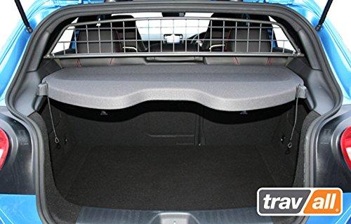 Travall® Guard Hundegitter TDG1379 - Maßgeschneidertes Trenngitter in Original Qualität