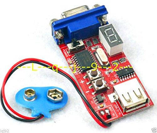 FidgetFidget VGA Signal Generator board For LCD & CRT test tool 15 Signal Output Dual Power by FidgetFidget (Image #2)