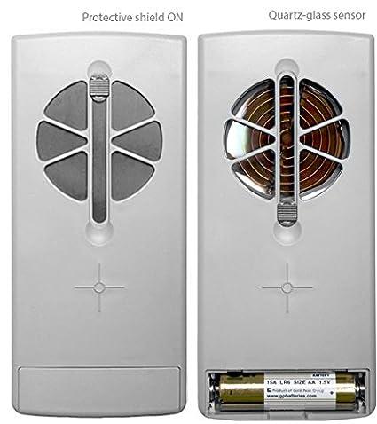 La radiación Geiger counter indicador RADEX RD1008 (ENG): Amazon.es: Electrónica