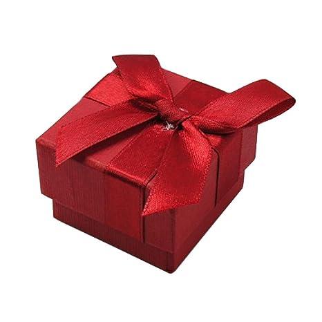 PandaHall- Cajas de Anillo de Cartón, caja de regalo del Día de la Madre