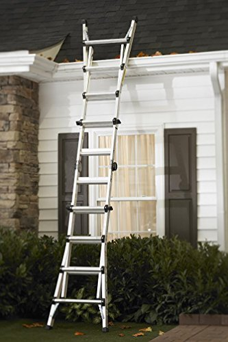 Cosco World's Greatest Multi-Position 21-Foot Ladder