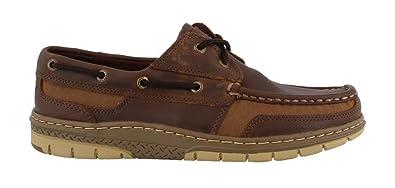 SPERRY Men's, Tarpon Ultralite 2 Eye Boat Shoes Brown ...