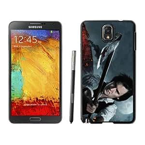 Attractive Case Vampire Hunter 1 Black Phone Case for Samsung Galaxy Note 3