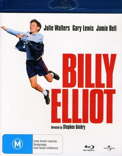 Amazon.com: Billy Elliot [Blu-ray]: Jean Heywood, Jamie Bell ...