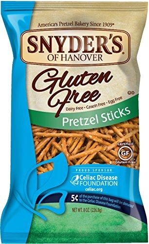 Snyders Hanover Gluten Pretzel Sticks
