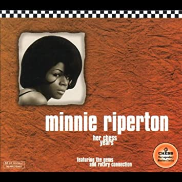 「Minnie Riperton: Her Chess Years」の画像検索結果