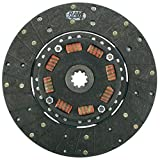 """NEW RAM CLUTCHES SMALL BLOCK CHEVY 10.5"""" SPRUNG CLUTCH DISC, 1 1/8""""-10 SPLINE FULL ORGANIC CLUTCH DISC WITH SPRING CENTER"""