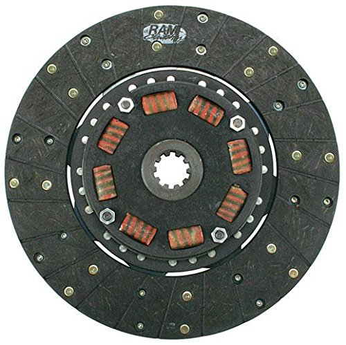 NEW RAM CLUTCHES SMALL BLOCK CHEVY 10.5'' SPRUNG CLUTCH DISC, 1 1/8''-10 SPLINE FULL ORGANIC CLUTCH DISC WITH SPRING CENTER