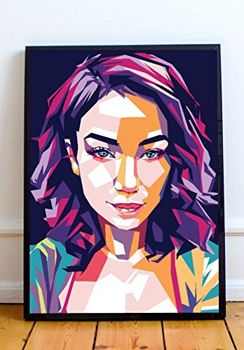 Jhene Aiko Limited Poster Artwork - Professional Wall Art Merchandise (More Sizes Available) (8x10)