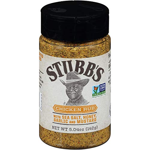 Stubb's Chicken Rub, 5.04 oz (Pack of - Rub Spice Chicken