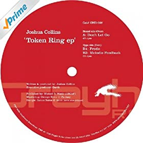Joshua Collins Token Ring EP