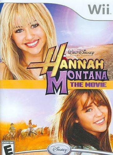 HANNAH MONTANA THE MOVIE-NLA by Disney Interactive Studios - Hannah Montana The Movie Wii