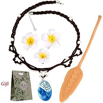 Amazon Com Disney Moana S Magical Seashell Necklace Toys