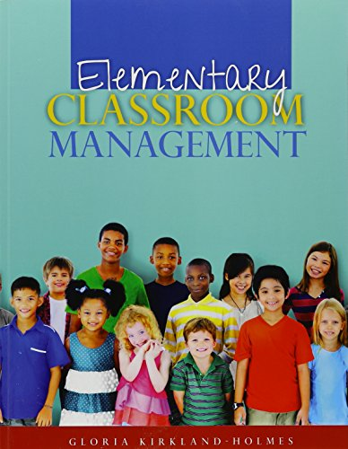Books : Elementary Classroom Management