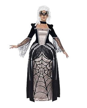 Horror-Shop Disfraz de baronesa Viuda Negra S: Amazon.es: Juguetes ...